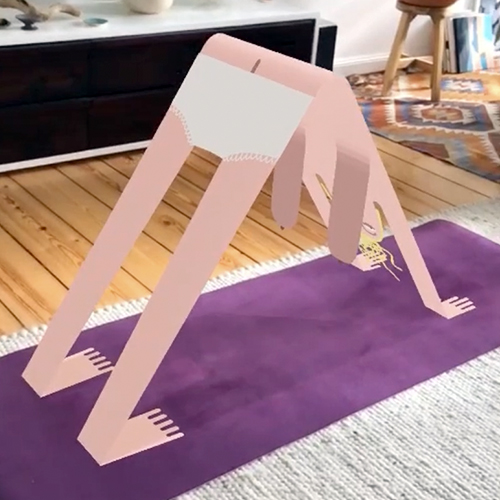 lockdown yoga